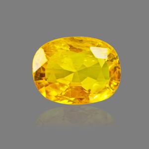 Yellow Sapphire - BYS 6725 (Origin - Thailand) Prime - Quality - MyRatna