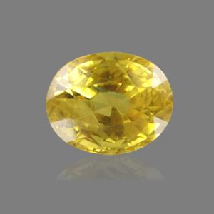 Yellow Sapphire - BYS 6627 (Origin - Thailand) Limited - Quality - MyRatna