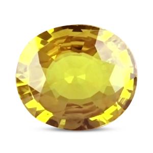 Yellow Sapphire - BYS 6628 (Origin - Thailand) Limited - Quality - MyRatna