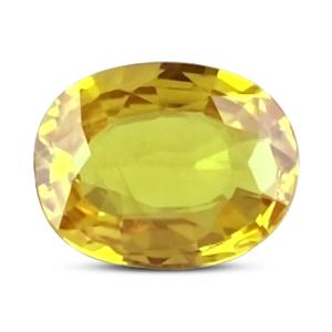 Yellow Sapphire - BYS 6636 (Origin - Thailand) Limited - Quality - MyRatna
