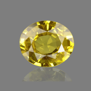 Yellow Sapphire - BYS 6637 (Origin - Thailand) Limited - Quality - MyRatna
