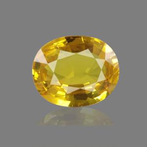 Yellow Sapphire - BYS 6640 (Origin - Thailand) Limited - Quality - MyRatna
