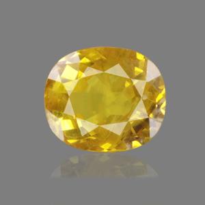 Yellow Sapphire - BYS 6641 (Origin - Thailand) Prime - Quality - MyRatna