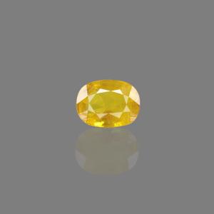 Yellow Sapphire - BYS 6643 (Origin - Thailand) Prime -Quality - MyRatna