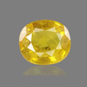 Yellow Sapphire - BYS 6645 (Origin - Thailand) Prime - Quality - MyRatna
