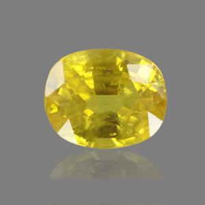 Yellow Sapphire - BYS 6649 (Origin - Thailand) Prime - Quality - MyRatna