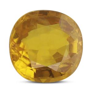 Yellow Sapphire - BYS 6650 (Origin - Thailand) Prime -Quality - MyRatna