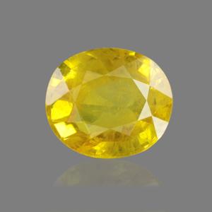 Yellow Sapphire - BYS 6651 (Origin - Thailand) Prime - Quality - MyRatna