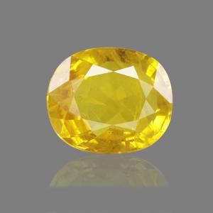 Yellow Sapphire - BYS 6652 (Origin - Thailand) Prime - Quality - MyRatna