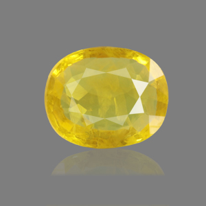 Yellow Sapphire - BYS 6654 (Origin - Thailand) Prime - Quality - MyRatna