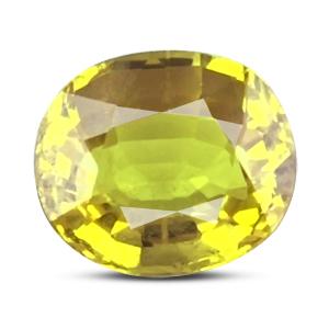 Yellow Sapphire - BYS 6656 (Origin - Thailand) Limited - Quality - MyRatna