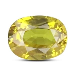 Yellow Sapphire - BYS 6657 (Origin - Thailand) Limited - Quality - MyRatna