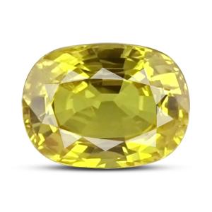 Yellow Sapphire - BYS 6660 (Origin - Thailand) Limited - Quality - MyRatna