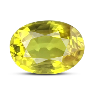 Yellow Sapphire - BYS 6662 (Origin - Thailand) Limited - Quality - MyRatna
