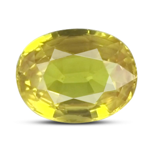 Yellow Sapphire - BYS 6664 (Origin - Thailand) Limited - Quality - MyRatna