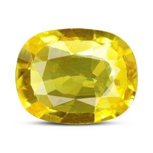 Yellow Sapphire - BYS 6665 (Origin - Thailand) Rare - Quality - MyRatna