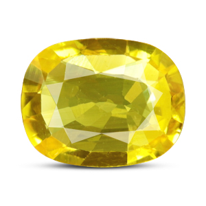 Yellow Sapphire - BYS 6666 (Origin - Thailand) Limited - Quality - MyRatna