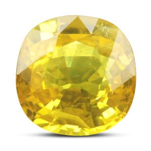 Yellow Sapphire - BYS 6667 (Origin - Thailand) Limited - Quality - MyRatna