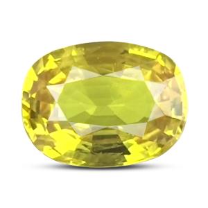 Yellow Sapphire - BYS 6668 (Origin - Thailand) Limited - Quality - MyRatna