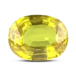 Yellow Sapphire - BYS 6669 (Origin - Thailand) Limited - Quality - MyRatna
