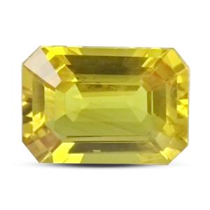 Yellow Sapphire - BYS 6670 (Origin - Thailand) Rare - Quality - MyRatna