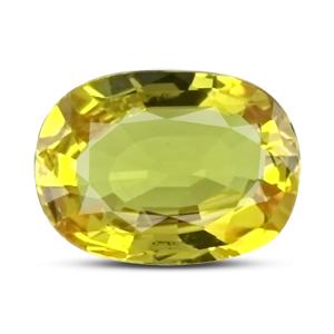 Yellow Sapphire - BYS 6671 (Origin - Thailand) Rare - Quality - MyRatna