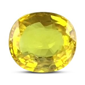 Yellow Sapphire - BYS 6672 (Origin - Thailand) Limited - Quality - MyRatna