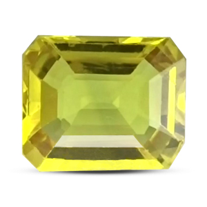 Yellow Sapphire - BYS 6674 (Origin - Thailand) Rare - Quality - MyRatna
