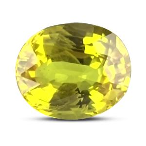 Yellow Sapphire - BYS 6675 (Origin - Thailand) Rare - Quality - MyRatna