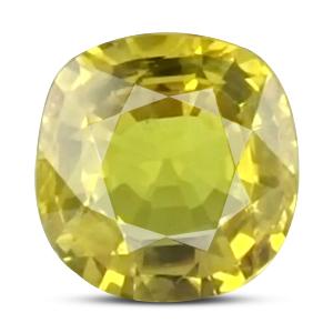 Yellow Sapphire - BYS 6676 (Origin - Thailand) Limited - Quality - MyRatna