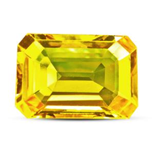 Yellow Sapphire - BYS 6677 (Origin - Thailand) Rare - Quality - MyRatna