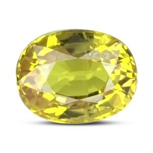 Yellow Sapphire - BYS 6678 (Origin - Thailand) Limited - Quality - MyRatna