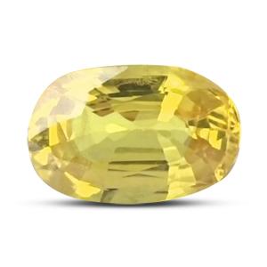 Yellow Sapphire - BYS 6679 (Origin - Thailand) Limited - Quality - MyRatna