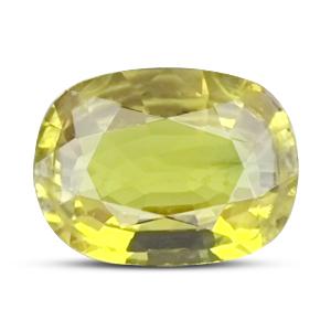Yellow Sapphire - BYS 6680 (Origin - Thailand) Limited - Quality - MyRatna