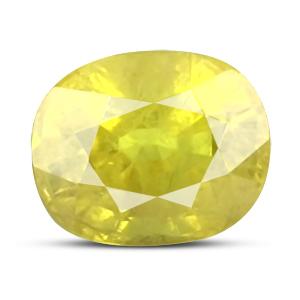 Yellow Sapphire - BYS 6681 (Origin - Thailand) Prime - Quality - MyRatna