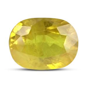 Yellow Sapphire - BYS 6682 (Origin - Thailand) Prime - Quality - MyRatna