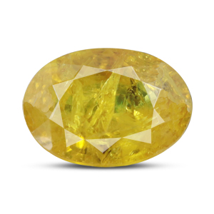 Yellow Sapphire - BYS 6687 (Origin - Thailand) Fine - Quality - MyRatna