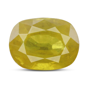 Yellow Sapphire - BYS 6688 (Origin - Thailand) Prime - Quality - MyRatna