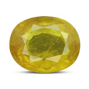 Yellow Sapphire - BYS 6689 (Origin - Thailand) Fine - Quality - MyRatna