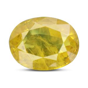 Yellow Sapphire - BYS 6690 (Origin - Thailand) Prime - Quality - MyRatna