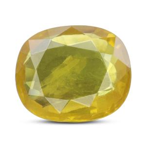 Yellow Sapphire - BYS 6691 (Origin - Thailand) Prime - Quality - MyRatna