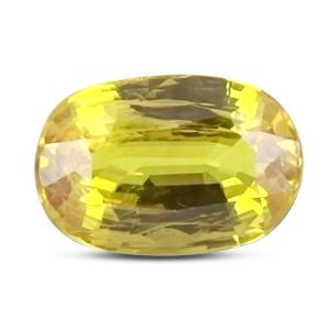 Yellow Sapphire - BYS 6692 (Origin - Thailand) Rare - Quality - MyRatna