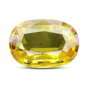 Yellow Sapphire - BYS 6694 (Origin - Thailand) Limited - Quality - MyRatna