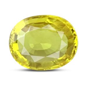 Yellow Sapphire - BYS 6695 (Origin - Thailand) Limited - Quality - MyRatna