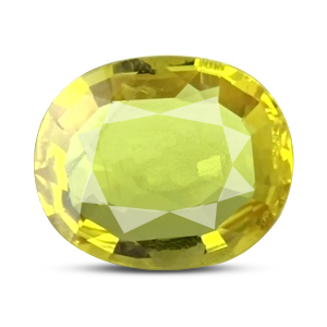 Yellow Sapphire - BYS 6696 (Origin - Thailand) Limited - Quality - MyRatna