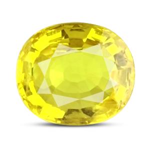 Yellow Sapphire - BYS 6697 (Origin - Thailand) Limited - Quality - MyRatna