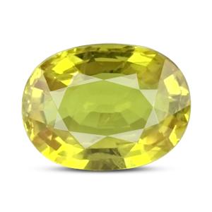 Yellow Sapphire - BYS 6698 (Origin - Thailand) Limited - Quality - MyRatna