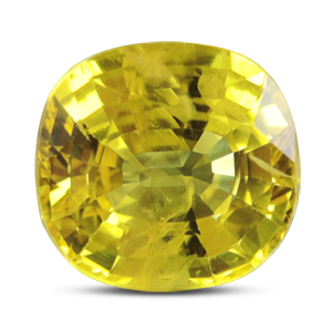 Yellow Sapphire - BYS 6699 (Origin - Thailand) Limited - Quality - MyRatna