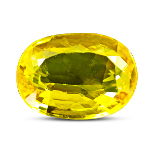 Yellow Sapphire - BYS 6700 (Origin - Thailand) Limited - Quality - MyRatna
