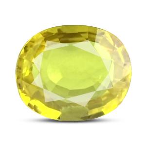 Yellow Sapphire - BYS 6701 (Origin - Thailand) Limited - Quality - MyRatna